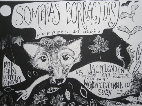 SombrasBorrachas - Puppets del Otoño